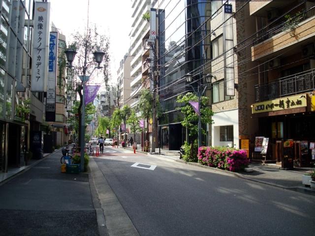 Shinjuku Gyoen Mae
